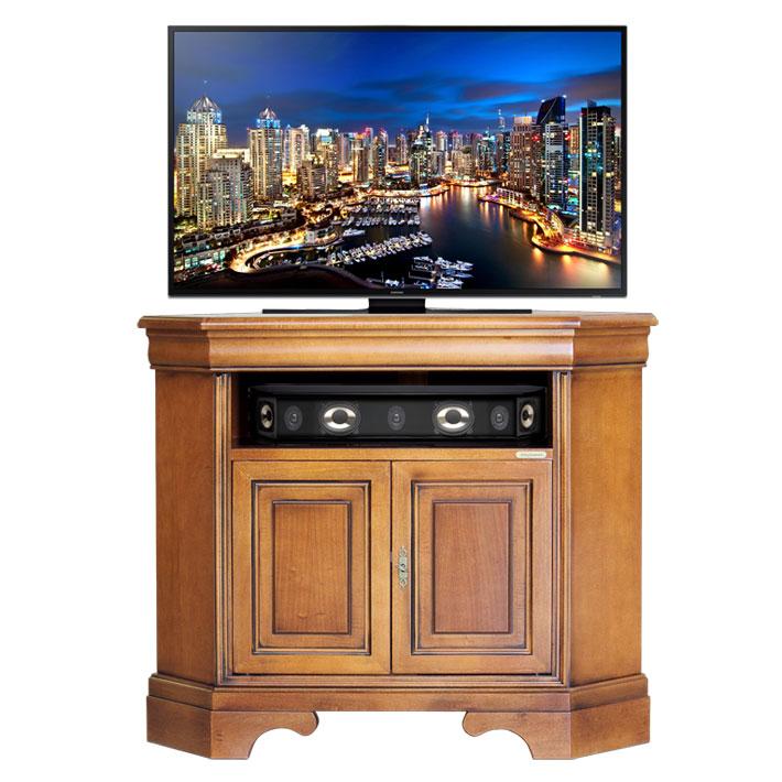 Mobile porta tv ad angolo in stile classico ebay for Mobile angolo
