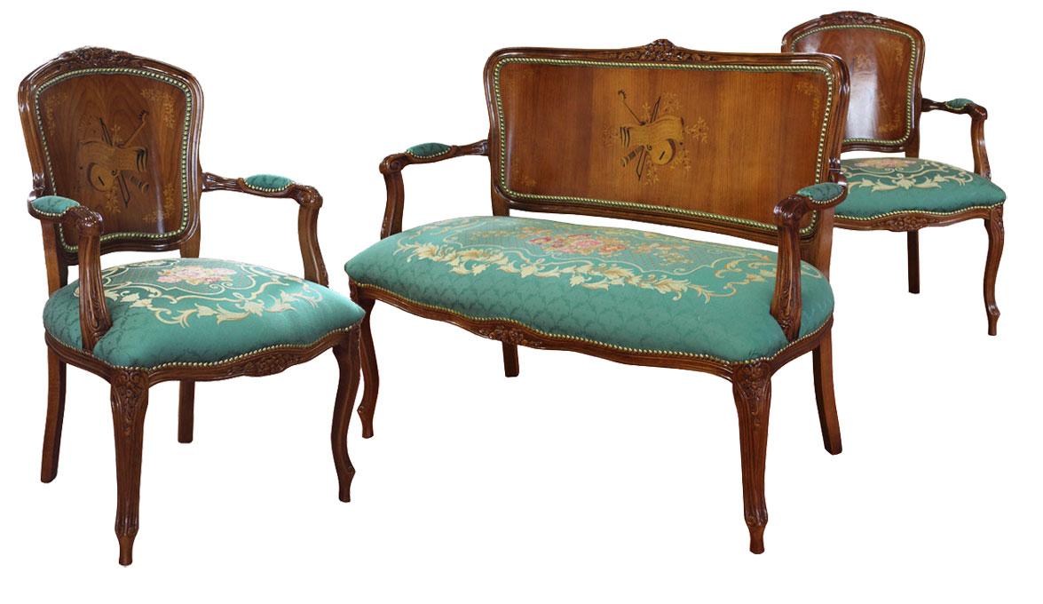 Poltrone e divani mobili in stile - Divano denver recensioni ...
