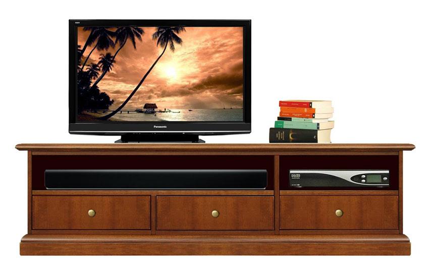 tv lowboard sound bar stilm bel made in italy ebay. Black Bedroom Furniture Sets. Home Design Ideas